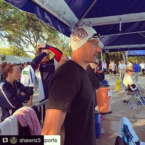 SO PROUD OF YOU ❤️@ryanlochte visited Marjory Stoneman Douglas today where we had the privilege of meeting the Swim Team and Water Polo Team. Thank you Swim Coach and Assistant Athletic Director Lauren Rubenstein for giving us the opportunity. Our hearts go out to the parents of MSD Swim Captain Nicholas Dworet who lost his life. Ryan wore an MSD Cap at the Speedo Sectionals tonight where he swam and won in honor of Nicholas. Nicholas was registered to swim in the same event as Ryan. #proplayersports #teamlochte #msdstrong #parkland #douglashighschool #marjorystonemandouglas #swimming #swim #neveragain #neverforget #tyrs #tyrsport #usaswimming #usa #peace #broward